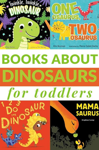 Dinosaur Books for Toddlers