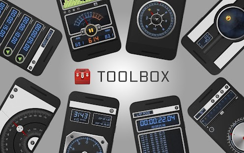 Toolbox PRO - Smart, Handy Measurement Tools- screenshot thumbnail