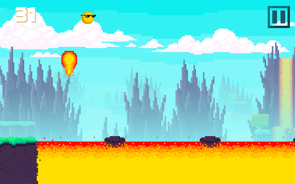 Bounce The Bounce- screenshot