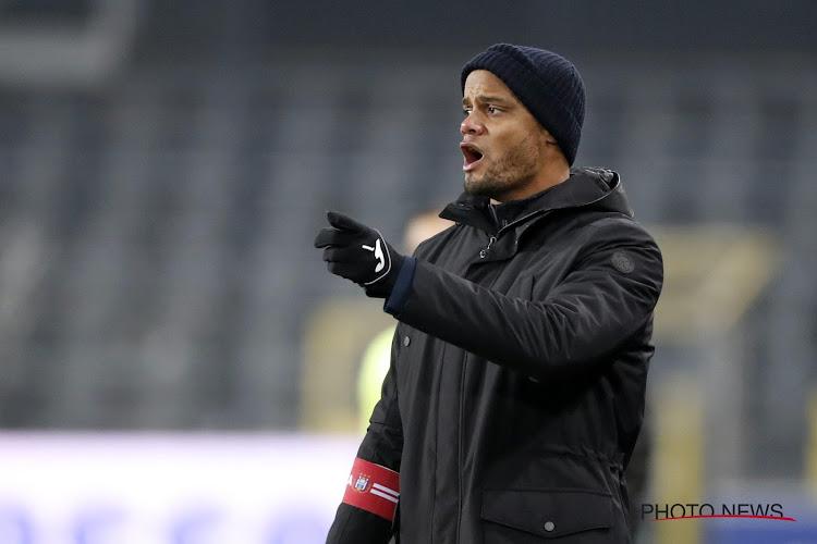 """Clubicoon is hard voor 'zijn ploeg': """"Een andere trainer dan Kompany lag al buiten"""""""