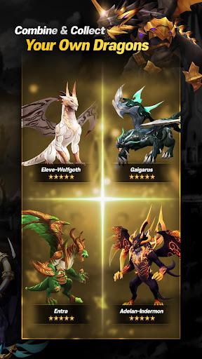 DragonSky : Idle & Merge modavailable screenshots 17