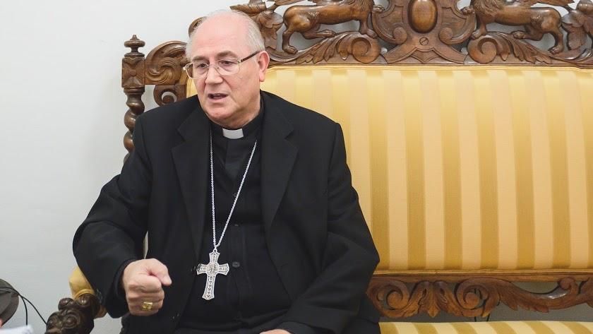 El obispo de la Diócesis celebrará el funeral por las víctimas este miércoles.