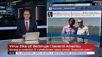 Photo: Kdo by čekal, že tahle montáž povede k žádostí Jana Ziky o přátelství na Facebooku? :-)