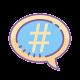 Hashtag Comment (app)