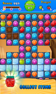 Booster Candy : Candy Jelly Crush Blast Mania 3