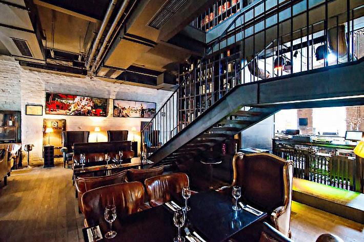 Фото №1 зала Зал «Ресторанный»