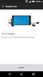HTC Help Screenshot 4