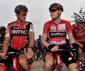 Twee Belgen naar de Giro voor BMC