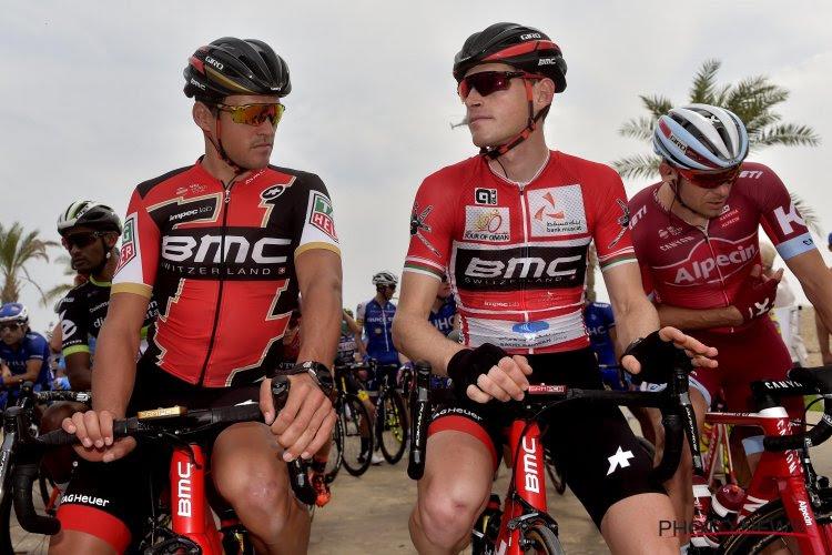 "Van Avermaet treurt niet na derde etappe: ""Hij verdient dit ook"""