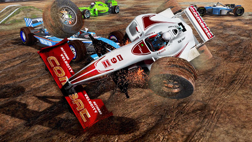 PC u7528 Formula Car Racing Demolition Derby Crash Stunts 2
