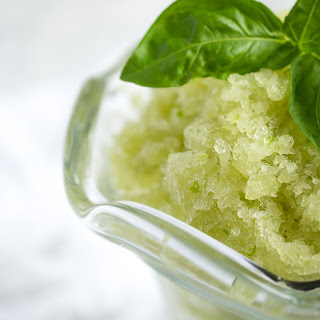 Cucumber Jalapeño Granita (aka a Healthy, Homemade Snowcone)