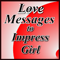 Love Messages to Impress Girl icon