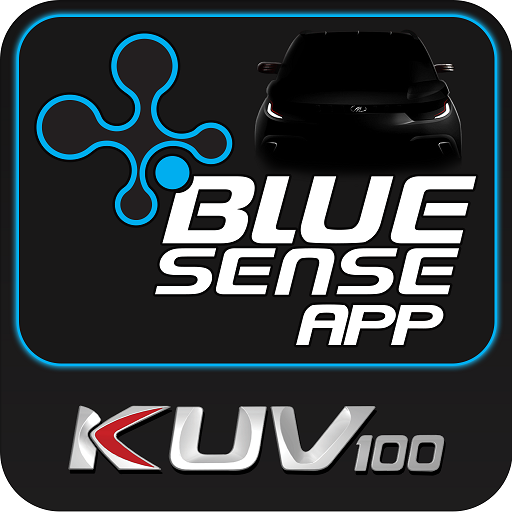MAHINDRA BLUE SENSE KUV100