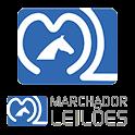 Marchador Leilões icon