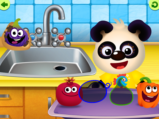 FunnyFood Kindergarten learning games for toddlers  screenshots 13