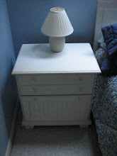 Photo: White Bedroom Set Night Stand (2)