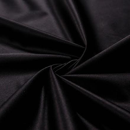 Bomullssatäng - svart