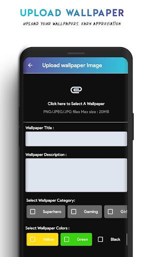 AmoledPix - 4K Amoled & Black Wallpapers 1.5 screenshots 6
