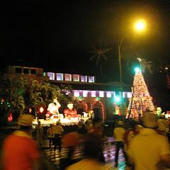 12月のホノルルはクリスマスムードいっぱい。