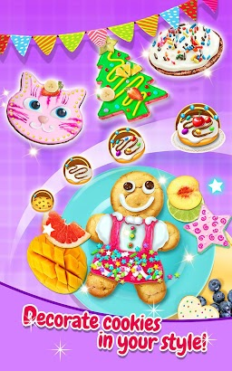 Cookie Maker - Sweet Desserts screenshot
