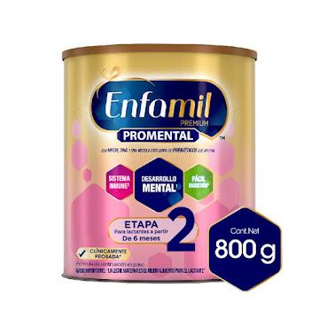 Enfamil Premium 2 Lata X 800