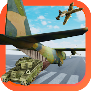 Military Cargo Transport for PC and MAC