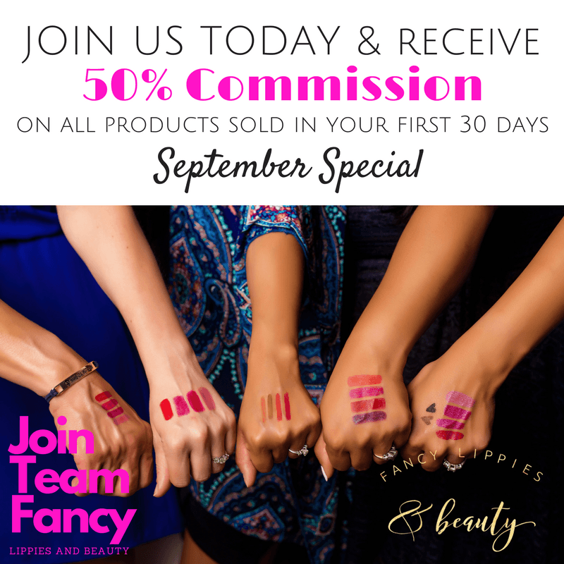 Join Lipsense in September get 50% OFF your qualified order