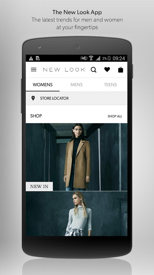 New Look Fashion- screenshot