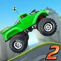 MMX Hill Dash 2 – Offroad Truck, Car & Bike Racing icon