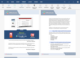 Screenshot of OfficeSuite Pro + PDF (Trial)
