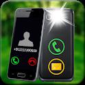 Flash Blinking on Call & SMS : Flashlight 2021 icon