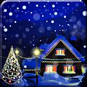 Christmas Night Live Wallpaper icon