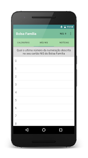 Bolsa Família 2016 Aplicaciones (apk) descarga gratuita para Android/PC/Windows screenshot