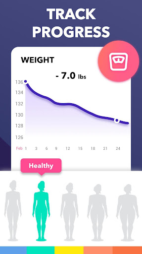 Lose Weight App for Women - Workout at Home 1.0.9 screenshots 5