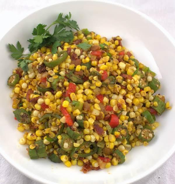Cajun Maque Choux Recipe