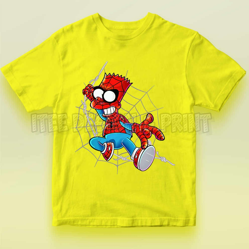 Spiderman The Simpsons 15