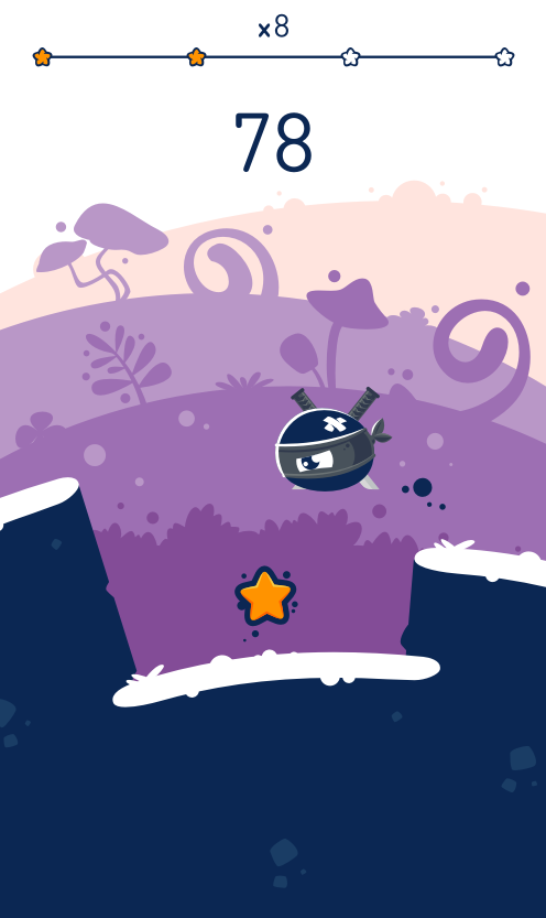 Orby's adventure- screenshot