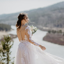 Wedding photographer Asya Molochkova (emptyredhead). Photo of 27.05.2018