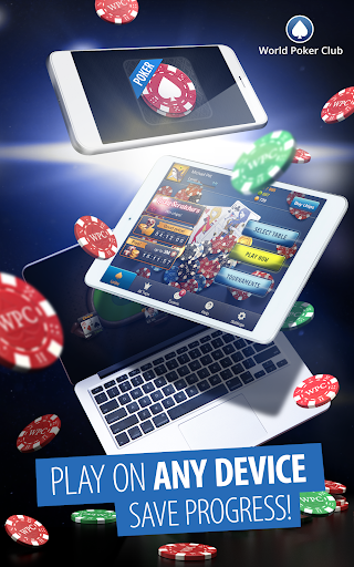 Poker Games: World Poker Club screenshot 8