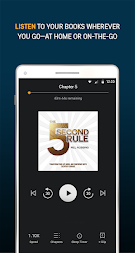 Audiobooks from Audible APK screenshot thumbnail 2