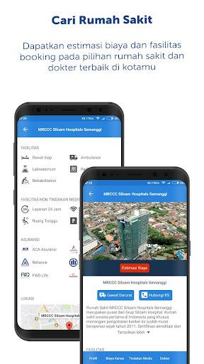 Alodokter: Chat Bersama Dokter Apps (apk) kostenlos herunterladen für Android/PC/Windows screenshot