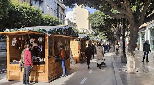 Cortado el tráfico del Paseo de Almería todo el domingo para despedir la Navidad