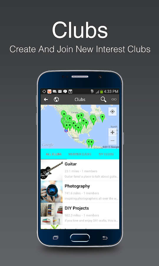 ChatApp - Meet New Friends- screenshot