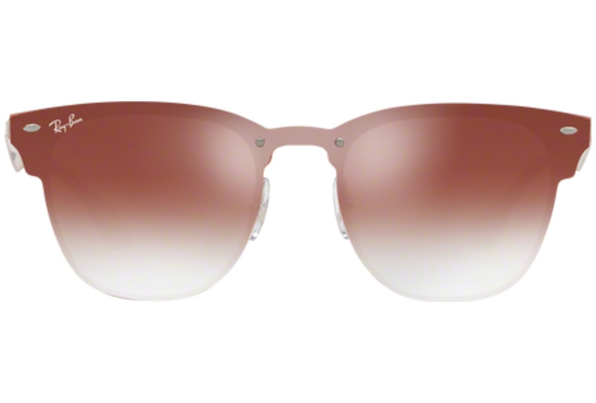 Buy Ray-Ban Blaze Clubmaster RB3576N C47 9039V0 Sunglasses   opti.fashion 75af74fab4