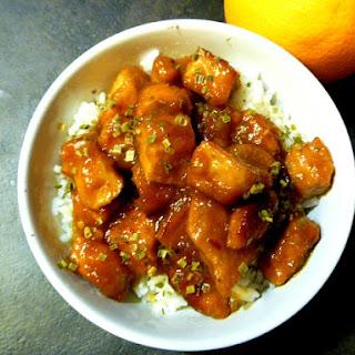 Healthier Slow Cooker Orange Chicken