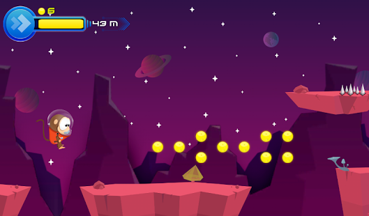 Galliance: Galaxy Jumping Game- screenshot thumbnail