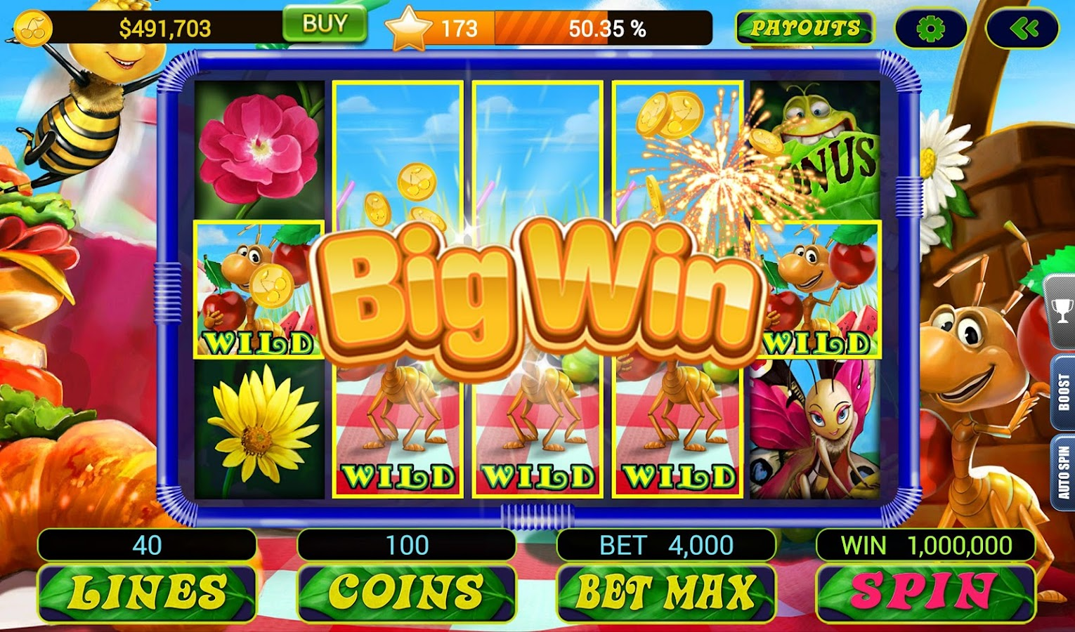 Booming Bars Slot - Win Big Playing Online Casino Games