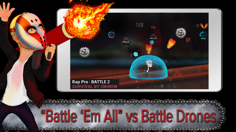 Shady Wars v1.31 [Mod]