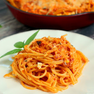 Easy Baked Spaghetti With Cottage Cheese Recipes.