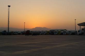 Photo: dawn at Kurdistan, Turkey-Iraq border